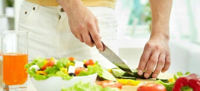 Питание при лямблиозе у взрослых, меню во время лечения