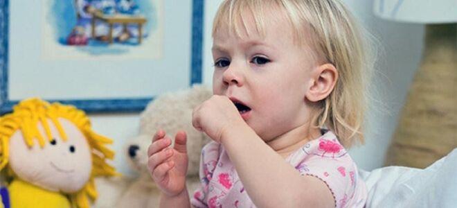 Могут ли глисты вызывать кашель у ребенка
