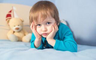 Что делать, если покусали блохи ребенка