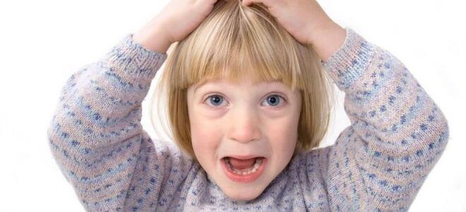 Признаки и лечение чесотки у детей