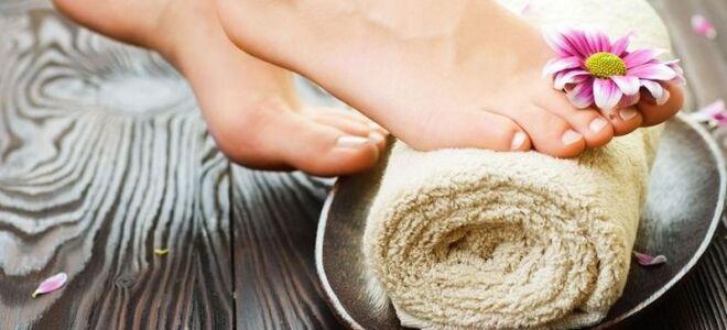 Лечение грибка ногтей на ногах народными средствами