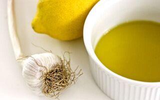 Как приготовить смесь лимона с чесноком для иммунитета