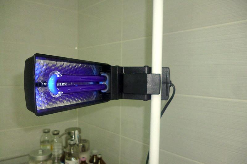 Лампа Вуда