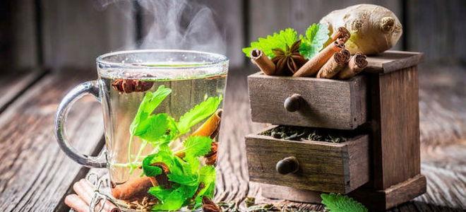 состав чая от паразитов грибков