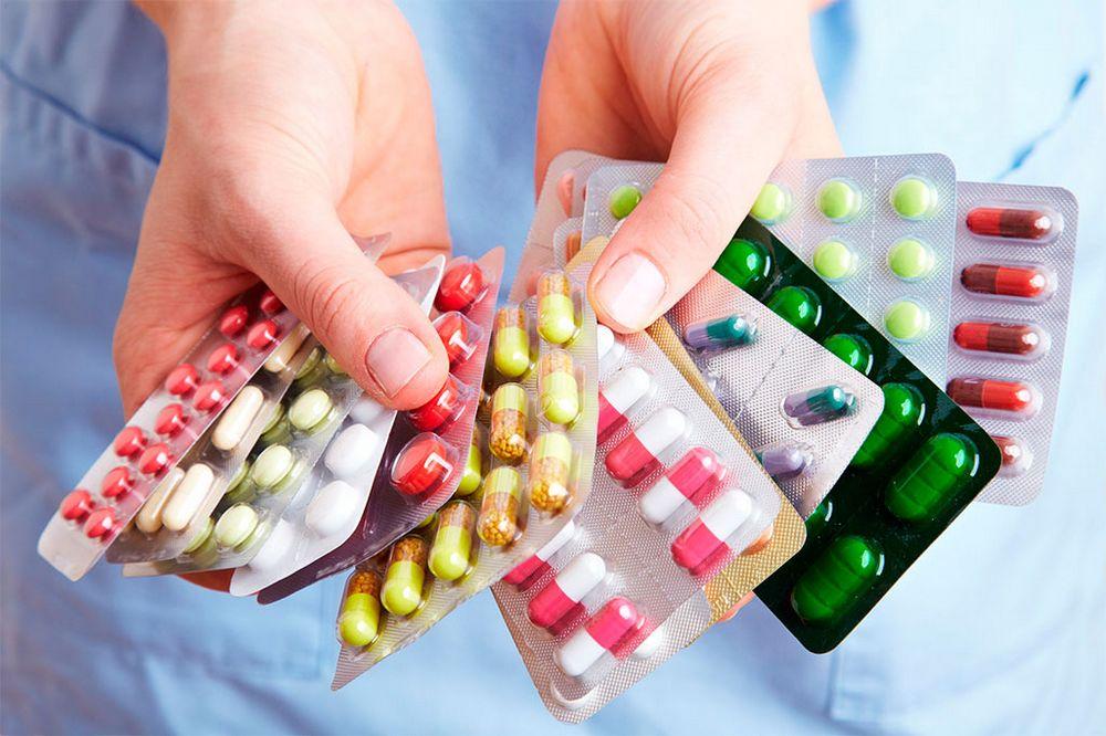 Таблетки от молочницы для женщин